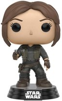 STAR WARS ROGUE ONE- Bobble Head POP N° 138 - Jyn Erso