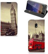 Nokia 2.2 Book Cover Londen