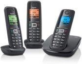 Gigaset A510 - Trio DECT telefoon - Zwart