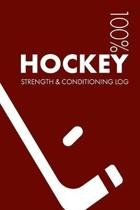 Hockey Strength and Conditioning Log