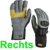 Snickers Werkhandschoenen Power Grip Glove 9538 maat  9 Rechts