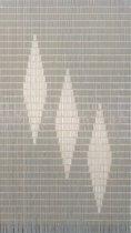 Vliegengordijn Hulzen, 90x210 cm, Kant en Klaar 3 Punten Licht