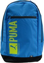243ada0d55c Puma Pioneer Backpack I 073391-10, Unisex, Blauw, Rugzak maat: One