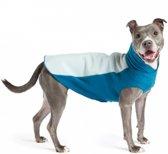 GoldPaw - Waterproof Portland Pullover Hondenjas - Blauw - maat 22 - grote maten