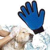 Vachtverzorgingshandschoen kat en hond