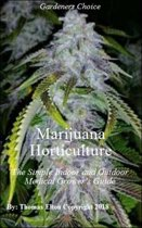 Marijuana Horticulture - The Simple Indoor & Outdoor Medical Grower's Guide, Herbal Medicine, Reference, Books, None Fiction