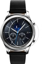 Samsung Gear S3 Classic Screenprotector - Tempered Glass Gehard Glas - Case Friendly - iCall
