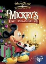 Movie -Walt Disney- - Mickey's Once Upon A Chri (Import) (dvd)