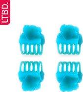 LTBD Haarklem 4 stuks - aqua
