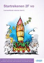Startrekenen 2F vo - Leerwerkboek deel A