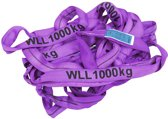EUROLITE Round Sling 1m, max. Load 1000KG