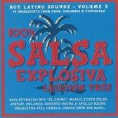 100% Salsa Explosiva, Leccion Tres