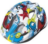 Abus Super Chilly Zoom - Kinderhelm - M (52-57cm) - Space/Man