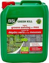 Green kill 5 L - tegen groene aanslag en korstmossen