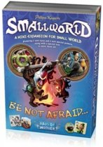 Small World - ext. 4 - Be not afraid ! - Bordspel
