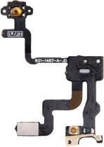 Let op type!! Sensor Flex Cable + Switch Flex Cable for iPhone 4S