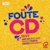 CD cover van De Foute Cd Van Qmusic - 2019 van Qmusic (BE)