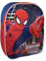 Spiderman Marvel Ultimate Rugzak - Kinderen - Blauw-Rood