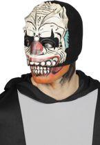 Muts met print scary clown