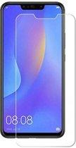 Tempered Glass Screenprotector - Huawei Mate 20 Lite - van Bixb
