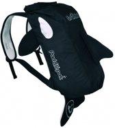 Trunki Paddlepak Large Zwemzakje - Walvis - Zwart