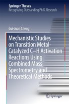 Mechanistic Studies on Transition Metal-Catalyzed C–H Activation Reactions Using Combined Mass Spectrometry and Theoretical Methods