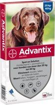 Bayer advantix spot on 400/2000 25+ kg - 6 pip