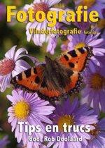 Omslag van 'Fotografie voor iedereen - Fotografie: vlinderfotografie fototips'