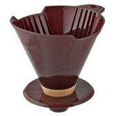 Fackelmann 42270 koffiefilter Kegelvormig Bruin 1 stuk(s)