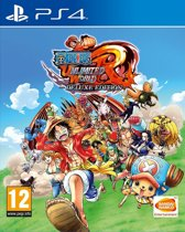 One Piece Unlimited World Red Deluxe Edition /PS4