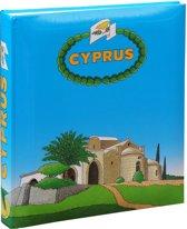 Henzo 10.160.07 landenfotoalbum CYPRUS als fotoboek - 25x28 cm
