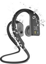 JBL Endurance Dive - Waterdichte in-ear sport koptelefoon met mp3 speler - Zwart