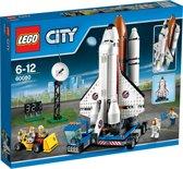 LEGO City Spaceport 60080 (Lanceerbasis)