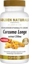 Golden Naturals Curcuma Longa (30 capsules)