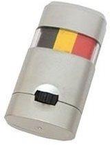 Belgie schmink stick - Belgische vlag schmink