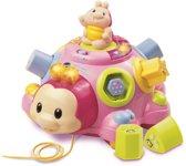 VTech Baby Vrolijke Vormenkever Roze - Activity-center