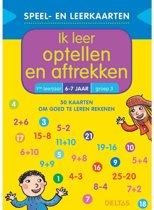 Speel- en leerkaarten - Ik leer optellen en aftrekken (6-7 j.)