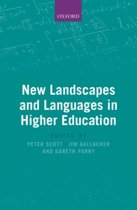 New Languages and Landscapes of Higher Education