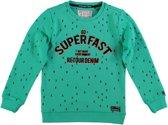 Retour groene sweater Maat - 176
