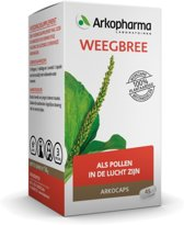 Arkocaps Weegbree - 45 Capsules - Voedingssupplement