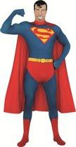 Superman - Second Skin - Morphsuit - Maat M