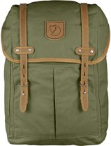 Fjällräven No.21 Rugzak - 15 inch laptopvak - Green