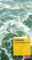 Getijtafels voor Nederland 2016