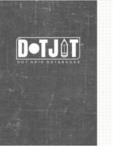 Dot Jot Dot Grid Notebook