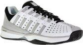 K-Swiss Hypermatch Tennisschoenen - Maat 43 - Mannen - wit/grijs/zwart