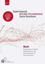 Mozart: Symphonies Nos. 35 & 36; Piano Concerto; Horn Concerto