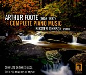 Foote A. - Complete Piano Music