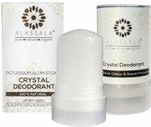 Alassala aluinsteen natuurlijk - 120 gram - Deodorant