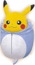 Pokemon Pluche - Pikachu Sleeping Bag Dratini