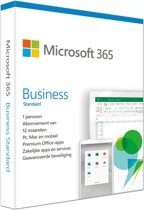 Microsoft Office 365 Business Premium - Jaarlijks